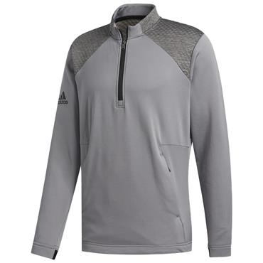 adidas Gents Cold Rdy 1/4 Zip Grey