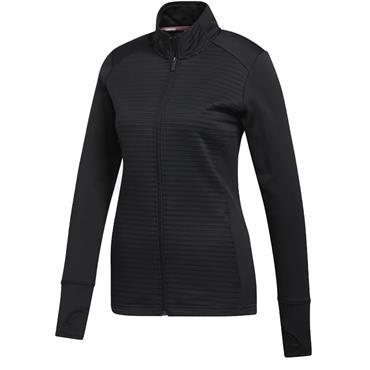 adidas Ladies Cold Jacket Black
