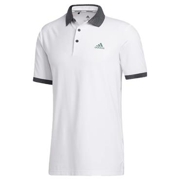 adidas Gents Ultimate 365 Del Polo White
