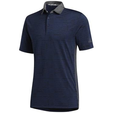 adidas Gents Ultimate 365 Polo Navy - Black