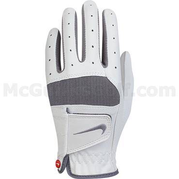 Nike Junior Remix Golf Glove White - Graphite