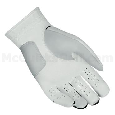 Nike Gents Durafeel Golf Glove Left Hand White - Black - Grey XL Only
