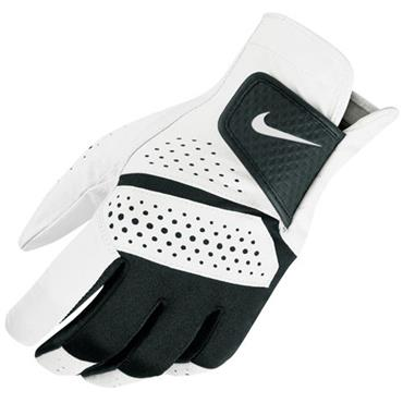 Nike Gents Tech Extreme Golf Glove Left Hand White - Black