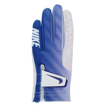 Nike Ladies Tech Golf Glove Left Hand Blue
