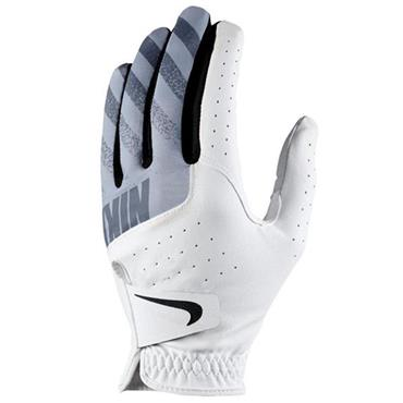 Nike Gents Sport Golf Glove Left Hand White - Graphite