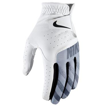 Nike Gents Sport Glove Left Hand White - Graphite