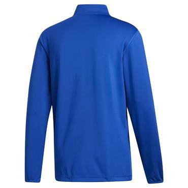 adidas Gents 3-Stripe Midweight Layering Top Royal Blue