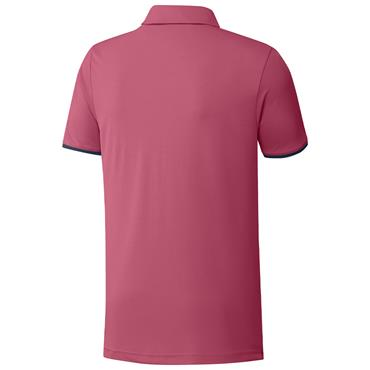 adidas Gents Core Polo Shirt LC Wild Pink - Crew Navy