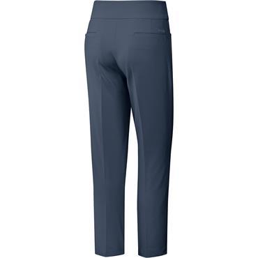adidas Ladies Ultimate365 Adistar Cropped Trousers Crew Navy