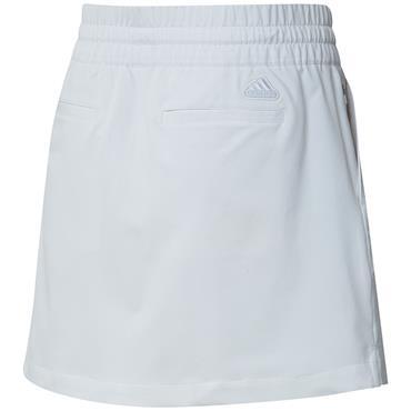 adidas Ladies Go-To Commuter Primegreen Skirt White