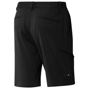 adidas Gents Cargo Shorts Black