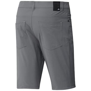 adidas Gents Go-To 5-Pocket Shorts Grey Three