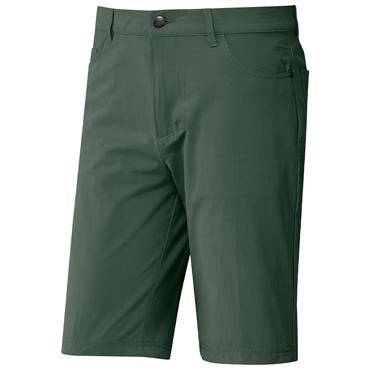 adidas Gents Go-To 5-Pocket Shorts Green Oxide