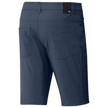 adidas Gents Go-To 5-Pocket Shorts Crew Navy