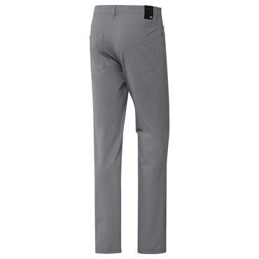 adidas Gents Go-To Five-Pocket Pants Grey Three