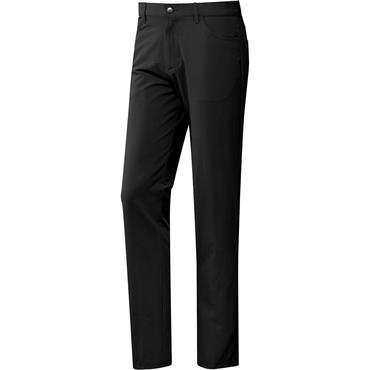 adidas Gents Go-To Five-Pocket Pants Black