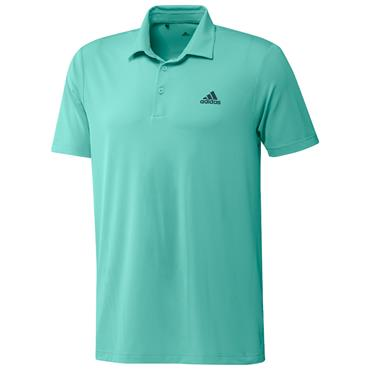 adidas Gents Ultimate365 Solid LC Polo Shirt Acid Mint