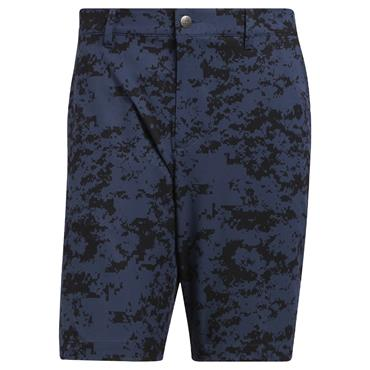 adidas Gents Ultimate365 Camo Shorts Crew Navy