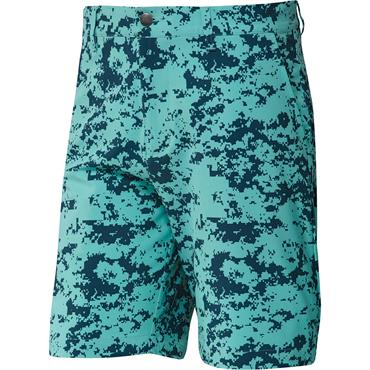 adidas Gents Ultimate365 Camo Shorts Wild Teal