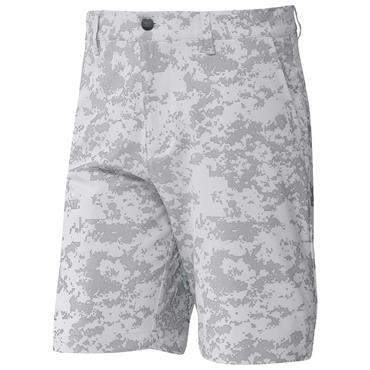 adidas Gents Ultimate365 Camo Shorts Grey Two