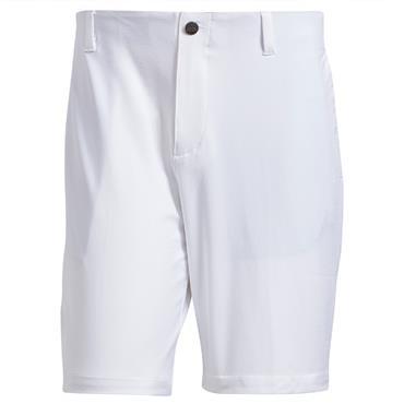 adidas Gents Ultimate365 3-Stripes Shorts White