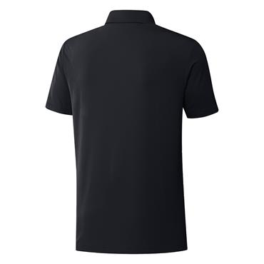 adidas Gents Ultimate365 Solid Left Chest Polo Shirt Black