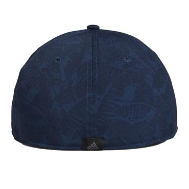 adidas Gents Tour Print Hat Crew Navy