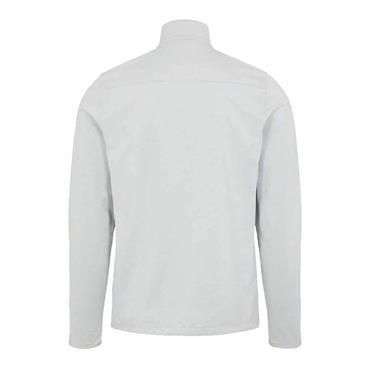 J.Lindeberg Gents Bose ¼ Zip Midlayer Grey