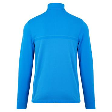 J.Lindeberg Gents Jo Seamless Midlayer Sweater Blue