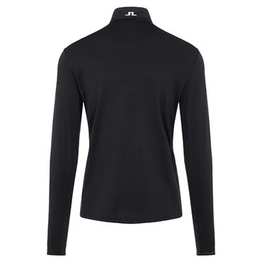J.Lindeberg Gents Bran Golf Midlayer Sweater Black 9999