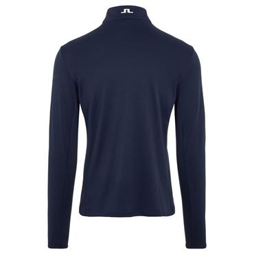 J.Lindeberg Gents Bran Golf Midlayer Sweater Navy 6855