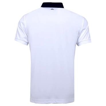 J.Lindeberg Gents Lucas Slim Fit Polo Shirt White