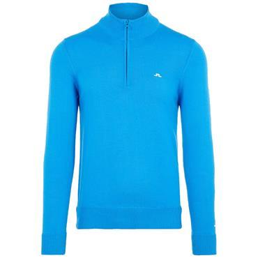 J.Lindeberg Gents Kian Tour Merino Sweater Blue