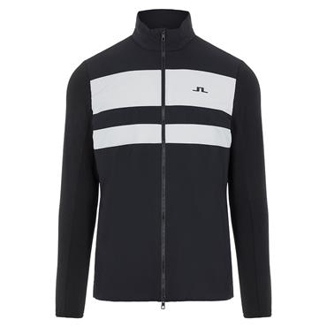 J.Lindeberg Gents Packlight Hybrid Jacket Black