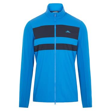 J.Lindeberg Gents Packlight Hybrid Jacket Egyptian Blue
