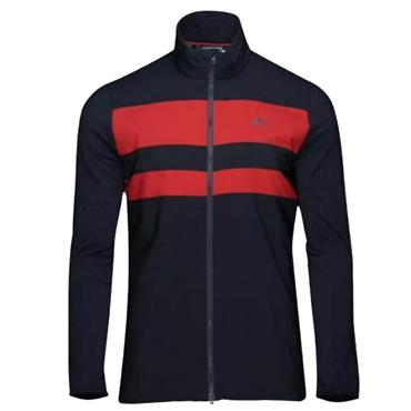 J.Lindeberg Gents Packlight Hybrid Jacket Red