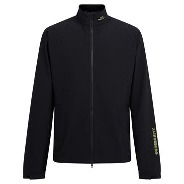 J.Lindeberg Gents Avery Waterproof Jacket Black
