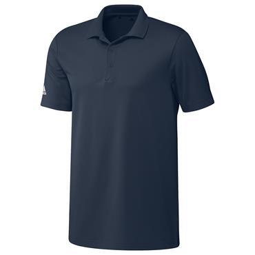 adidas Gents Performance Polo Shirt Collegiate Navy