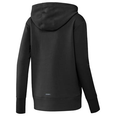 adidas Ladies Go-To Primegreen Cold.Rdy Full-Zip Hoodie Black