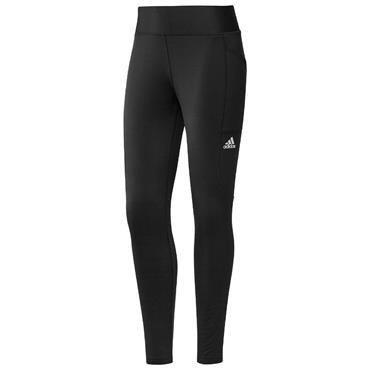 adidas Ladies Primegreen Cold.Rdy Leggings Black