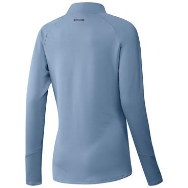 adidas Ladies Sport Performance Primegreen Cold.Rdy Long Sleeve Mock Neck Ambient Sky