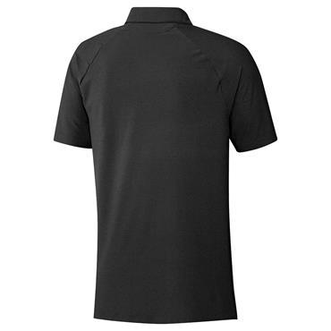 adidas Gents Go-To Polo Shirt Black
