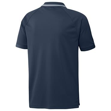 adidas Gents Go-To Primegreen Pique Polo Shirt Crew Navy