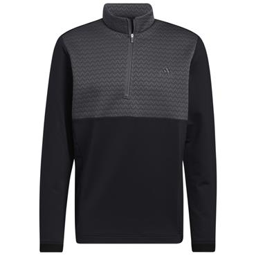 adidas Gents Cold Rdy 1/4 Zip Pullover Black