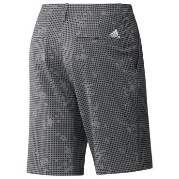 adidas Gents Ultimate365 Primegreen Print Shorts Black