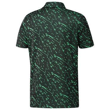adidas Gents Primeblue Polo Shirt Black