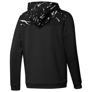 adidas Gents Primeblue Cold.Rdy ½ Zip Anorak Hoodie Black - White