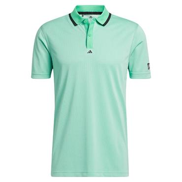 adidas Gents Equipment Primegreen Polo Shirt Screaming Green