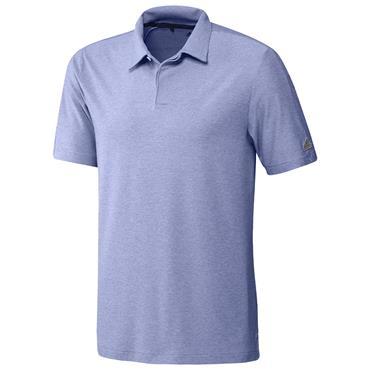adidas Gents Go-To Polo Shirt Violet Tone