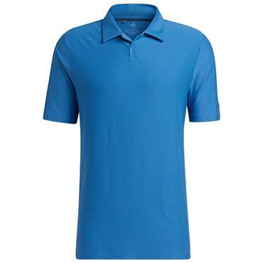 adidas Gents Go-To Polo Shirt Focus Blue